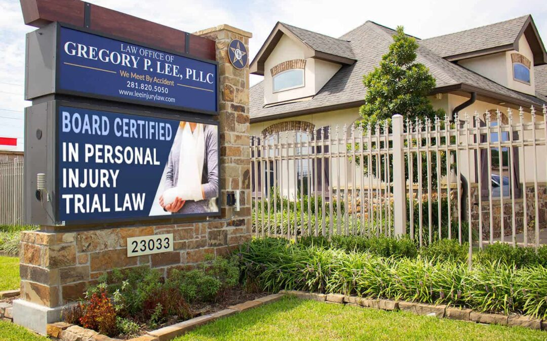 Gregory P Lee Law Office