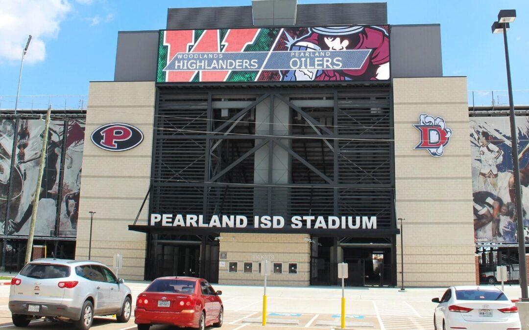 Pearland ISD The RIG Stadium