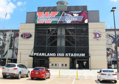 Pearland ISD The RIG Stadium