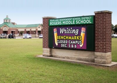 Rogers Middle School, Pearland ISD