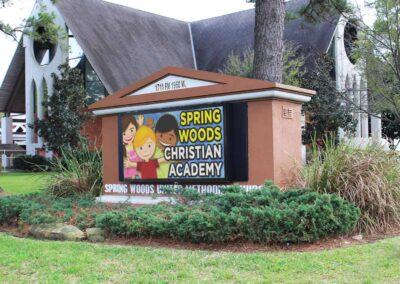 Spring Woods United Methodist Church