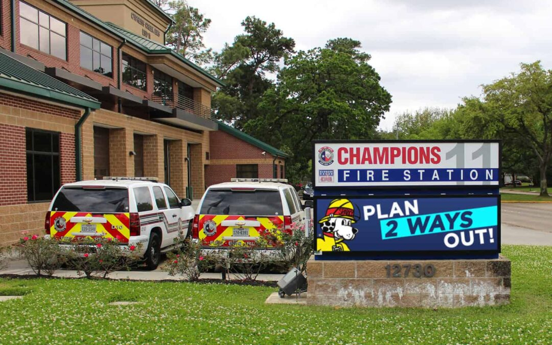 Champions Forest Fire Department Station 11