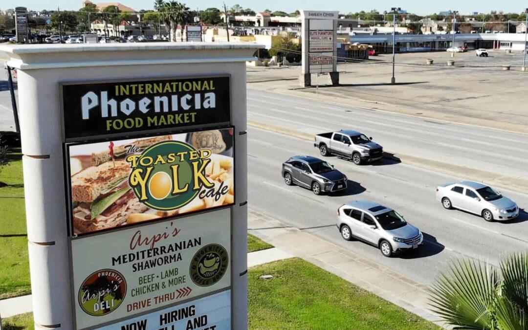 Phoenicia Center