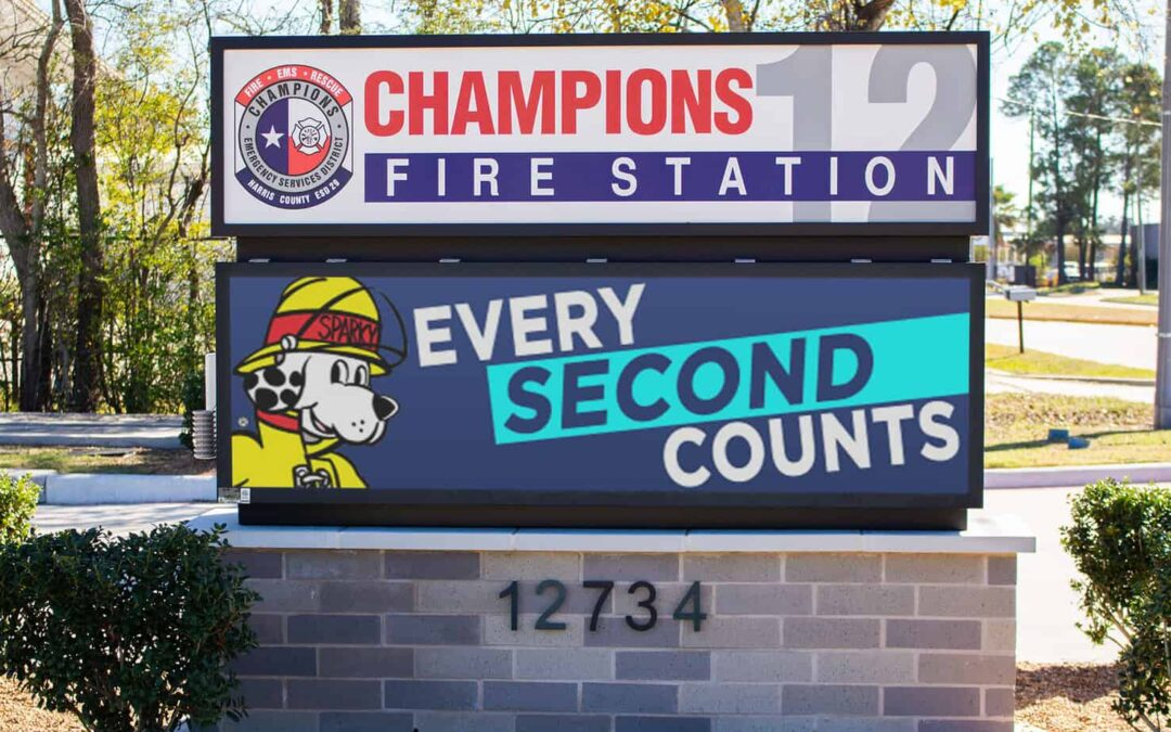 Champions Forest Fire Department Station 12