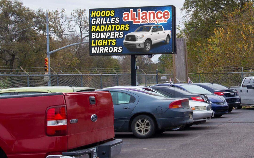 Alliance Auto Body Parts