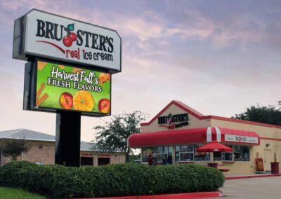 Bruster's Ice Cream – Spring, TX