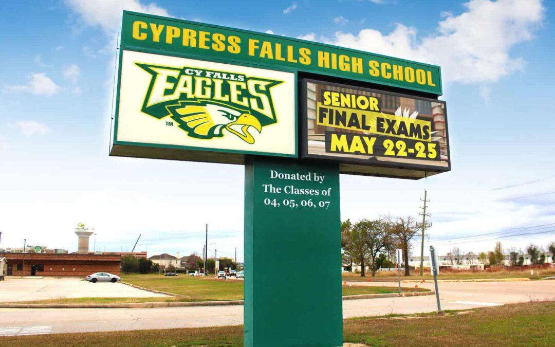 CyFalls High School, Cy-Fair ISD