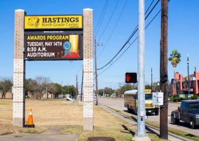 Hastings Ninth Grade Center, Alief ISD