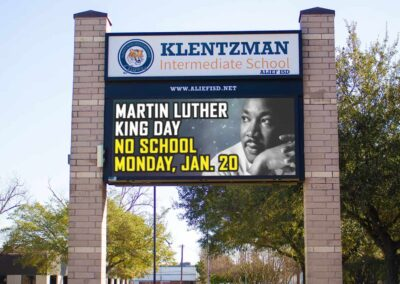 Klentzman Intermediate School, Alief ISD
