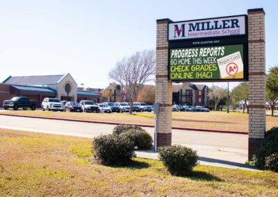 Miller Intermediate, Alief ISD