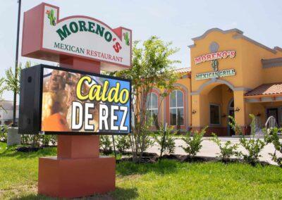 Moreno's Mexican Restaurant