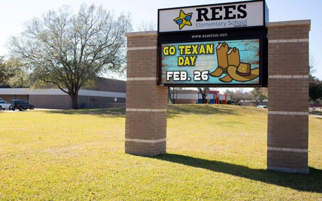 Reese Elementary School, Alief ISD