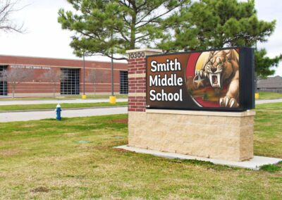 Smith Middle School, Cy-Fair ISD