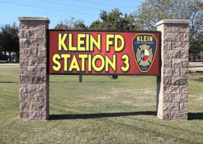 Klein Fire Department Station 3