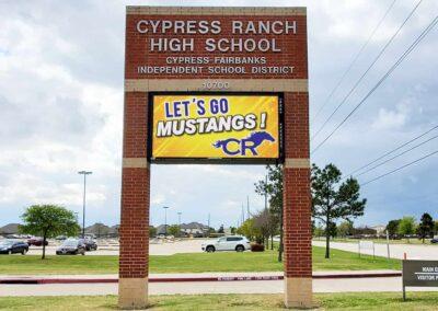 Cy-Ranch High School, Cy-Fair ISD